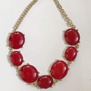 Jewelry - Red Bubble Necklace